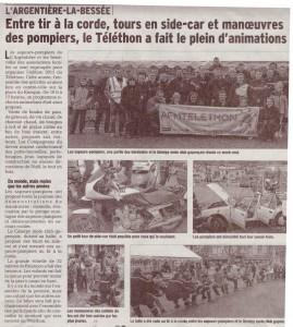 article DL l'Argentière